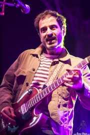 Marcos Montoto, cantante y guitarrista de Peralta, Purple Weekend Festival, León. 2013