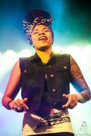 Nikki Hill, cantante, Purple Weekend Festival. 2013