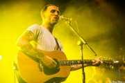 Matt Horan, guitarrista y cantante de Dead Bronco, Santana 27. 2014