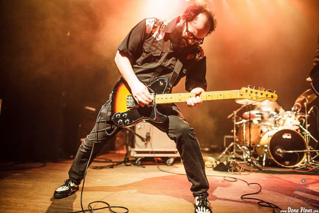 Sonic Trash. Lou Reed. A perfect night in Kafe Antzokia, Ciclo Izar & Star 2013, Kafe Antzokia, Bilbao, 10/I/2014. Foto por Dena Flows
