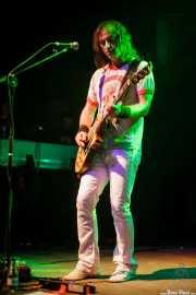 Jason Shapiro, guitarrista de Redd Kross, Kafe Antzokia, Bilbao. 2014