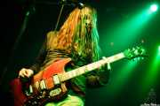 Jeff McDonald, cantante y guitarrista de Redd Kross, Kafe Antzokia, Bilbao. 2014