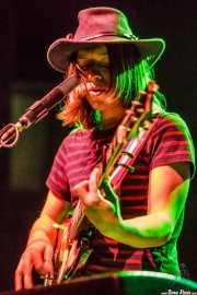 Jacco Gardner, cantante,guitarrista y teclista (Kafe Antzokia, Bilbao, 2014)