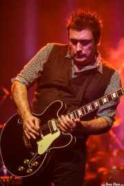 David Hono, cantante y guitarrista de Sonic Trash, Social Antzokia, Basauri. 2014