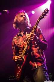 Jeff Massey, cantante y guitarrista de The Steepwater Band (Kafe Antzokia, Bilbao, 2014)
