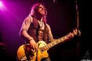 Tod Bowers, bajista de The Steepwater Band (Kafe Antzokia, Bilbao, 2014)