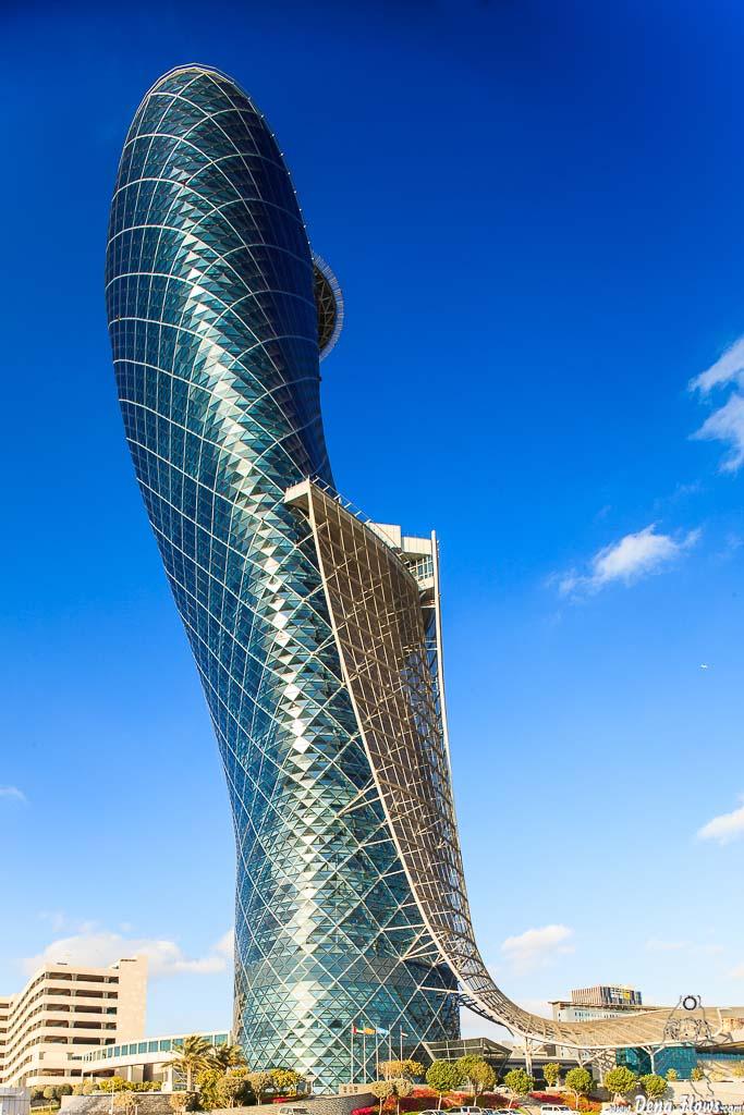 Capital Gate Building, Abu Dabi 003 Emiratos Arabes Unidos Abhu Dabi 16III14