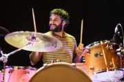 Roberto Villar, baterista de Yellow Big Machine, Bilborock