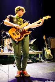 Sergio Gil, bajista de Yellow Big Machine, Bilborock
