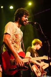 Pablo Moreno y Sergio Gil, de Yellow Big Machine, Bilborock