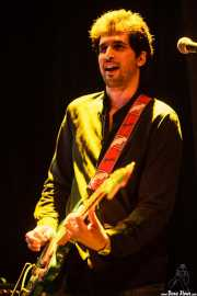 Álvaro Luna, cantante y guitarrista de Yellow Big Machine, Bilborock