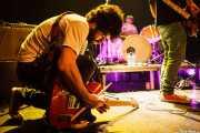 Pablo Moreno, guitarrista de Yellow Big Machine, Bilborock