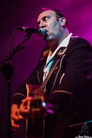 Marcos Sendarrubias, cantante y guitarrista, Kafe Antzokia. 2014