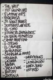 setlist de Los Mambo Jambo, Kafe Antzokia. 2014