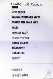 Setlist de Last Fair Deal, Kafe Antzokia, 2014