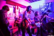 Franz Barcella, Brown Barcella, Astrid Dante, Disaster Silva y Alessio Lonati, de Miss Chain & The Broken Heels, Umore Ona, 2014