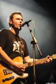 Luis Solo, guitarrista y cantante de Luber Jack, Kafe Antzokia, 2014