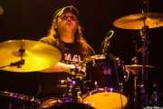 Mikel, baterista de Nasti de plasti, Kafe Antzokia, 2014