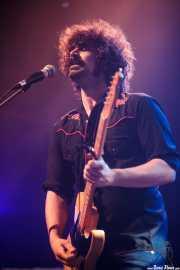 Pablo Pérez, guitarrista de Laredo, Kafe Antzokia, 2014