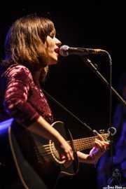 Sara Comerón, cantante y guitarrista de Frank, Intxaurrondo K.E., 2014
