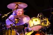 Vito Liuzzi, baterista de Johnny Winter Band, Sala BBK, 2014
