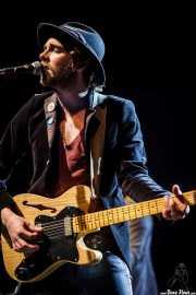 Elijah Ford, cantante y guitarrista, Kafe Antzokia, 2014