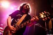 """Asier """"Pulpo"""", guitarrista de Porco Bravo, Kafe Antzokia, 2014"""