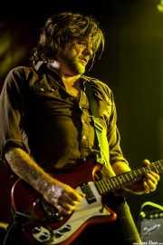 Tex Perkins, cantante y guitarrista de The Ape, Andoaingo Rock Jaialdia, 2014