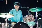 "Dan Hall ""Dan Elektro"", baterista de The Wogglers (Andoaingo Rock Jaialdia, Andoain, 2014)"