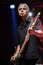 Jean Jacques Burnel, bajista de The Stranglers, Azkena Rock Festival, 2014