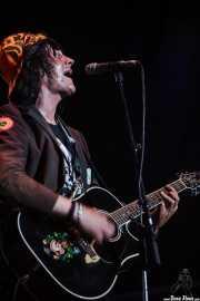 Dave Bielanko, guitarrista y cantante de Marah, Azkena Rock Festival, 2014