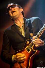 Joe Bonamassa, cantante y guitarrista, Azkena Rock Festival, 2014