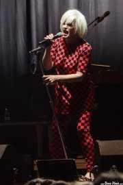 Debbie Harry, cantante de Blondie, Azkena Rock Festival, 2014