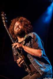 Andrew Stockdale, cantante y guitarrista de Wolfmother, Azkena Rock Festival, 2014
