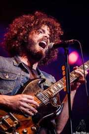 Andrew Stockdale, cantante y guitarrista de Wolfmother, Azkena Rock Festival, 2014