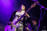 Miny Parsonz, cantante y bajista de Royal Thunder, Azkena Rock Festival, 2014