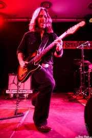Seth von Paulus, guitarrista de Speedbuggy USA, Centro Niemeyer, 2014