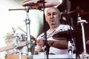 Mariano Montero, baterista de Rosendo, Músicos en la naturaleza, 2014