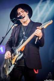 Conor Oberst, guitarrista y cantante, Bilbao BBK Live, 2014