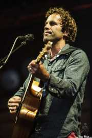 Jack Johnson, cantante y guitarrista, Bilbao BBK Live, 2014