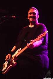 Steve Soto, bajista de Adolescents, Kafe Antzokia, 2014