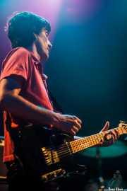 Borja Iglesias, guitarrista de Inoren ero ni, Kafe Antzokia, 2014