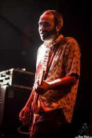 Mariano Hurtado, bajista de Inoren ero ni, Kafe Antzokia, 2014
