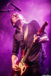 Gareth Liddiard, guitarrista y cantante de The Drones, Kafe Antzokia, 2014