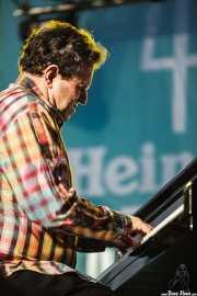 Bruce Barth, pianista de René Marie Quartet, Donostiako Jazzaldia - Zurriola, 2014