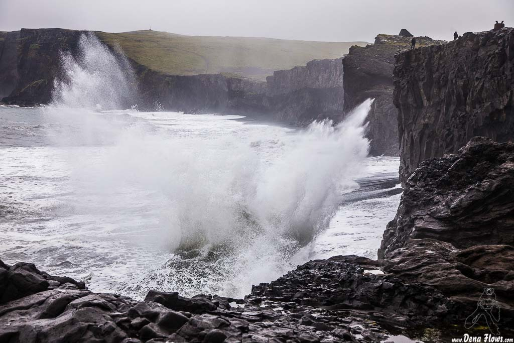Acantilados de Dyrhólaey, Islandia, 2014