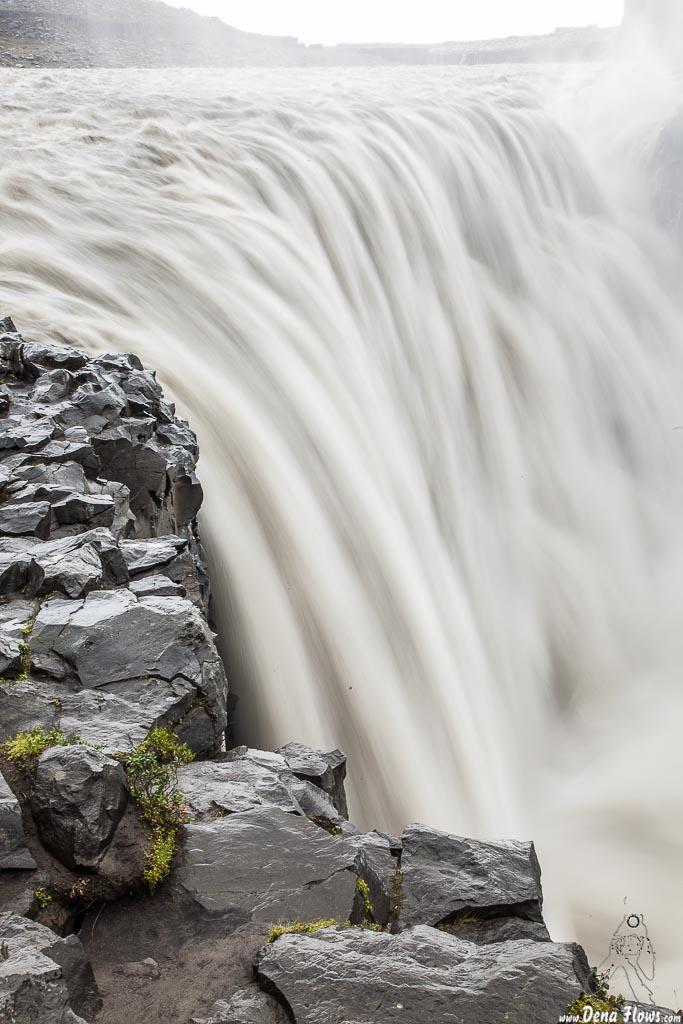 Cascada Dettifoss (Aquí se rodó la primera escena de Prometheus - Alien), Dettifoss, Islandia,2014