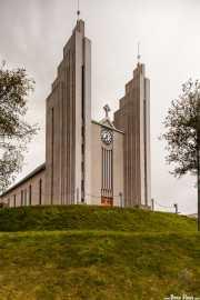Iglesia de Akureyri, Islandia (Guðjón Samuelsson, 1941), Akureyrarkirkja, 2014