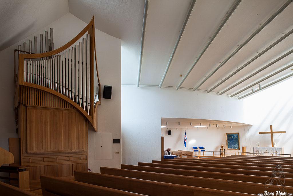 Iglesia de Blönduós (Maggi Jónsson, 1993), Blönduósskirkja, 2014