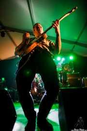 Mario Cobo, guitarrista de Los Mambo Jambo, Aste Nagusia - Algara Txosna. 2014